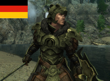 Rune armor replacer German translation