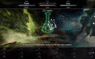 SkyRe CACO T3nd0s Skyrim Redone Complete Alchemy and Cooking Overhaul