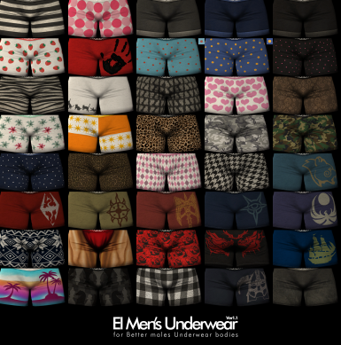 El Men's Underwear
