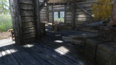 cleaned agnis house from weed