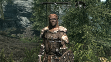 The Blood-Hand Hunter Family - Nord Male Followers