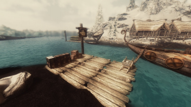 East Empire Trading Company Dock