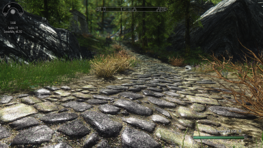 Immersive Roads swapped texture files for Real Roads