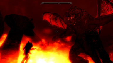 Sulfur and Fire- Trial of Mehrunes Dagon (Mihail immersive add-ons- Daedric Prince Trials- Oblivion Deadlands)