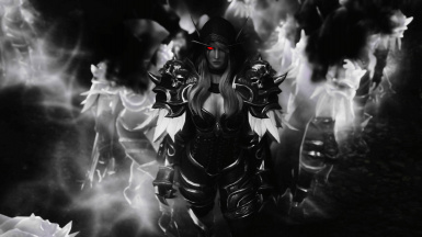 Sylvanas - a standalone follower German