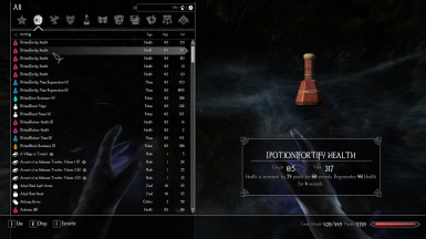 Enderal - Alchemy Made Useful