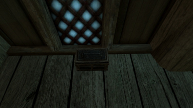 The chest location