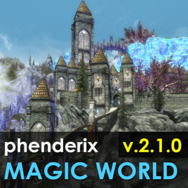 Phenderix Magic World
