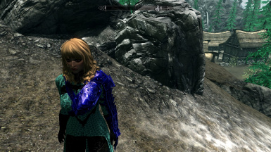 Blood Witch Armor Teal HDT