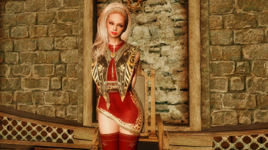 Mage Robes Cbbe Hdt Bodyslide At Skyrim Nexus Mods And Community