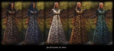 Iris Von Everec Dress
