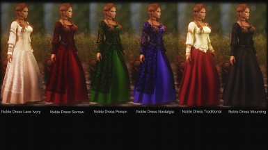 Urshi Noble dresses