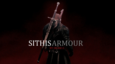 Sithis Armour and Blades