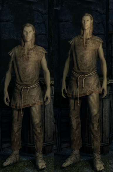 High Elf Comparison