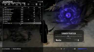 Summon Phantasm (Potema)