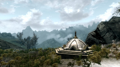 Wayshrines of Skyrim - Diegetic Fast Travel