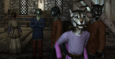 v04 argonians and khajiit