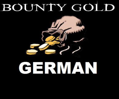 Bounty Gold - German Translation