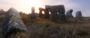Morgenstern's Stonehenge and Hilltops