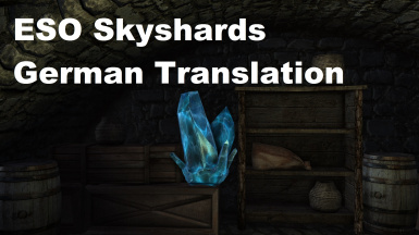ESO Skyshards - German Translation