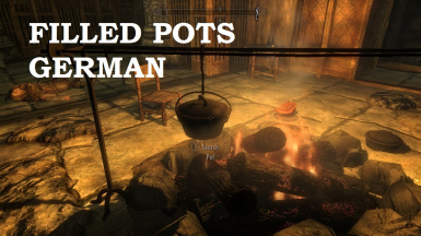 Filled Pots - German