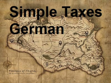Simple Taxes - German