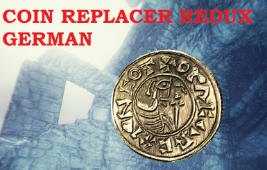 Skyrim Coin Replacer Redux - German Translation