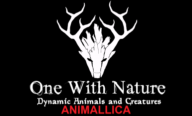 One With Nature - Animallica Patch