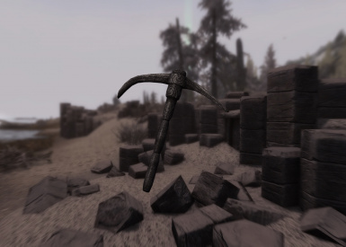 Ancient Nordic Pickaxe 1