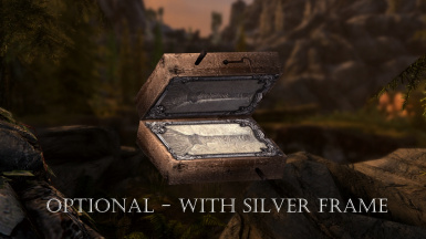 Silver Mold - Optional