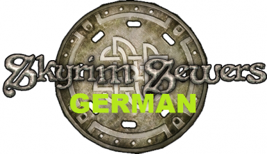 Skyrim Sewers - German Translation
