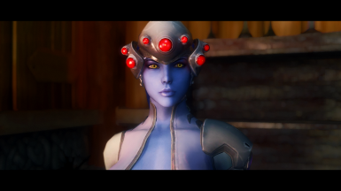 Widowmaker (From Overwatch apparently) preset