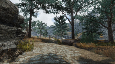 Tamriel Reloaded Trees Refined plus patches