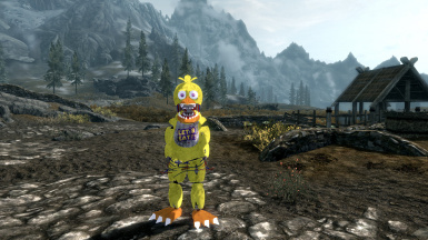Five Nights at Freddy's Mod at Skyrim Nexus - mods and community