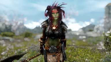 Nar'Tul the Wrothgarian Berserker - Orc Follower