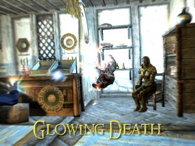 Glowing Death