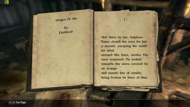 Stories In Skyrim