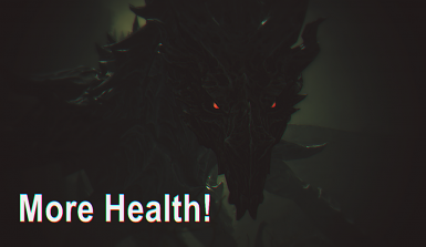 Alduin More Health
