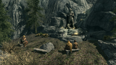 Shrine of Talos Massacre