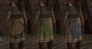 Mage Dresses in next update