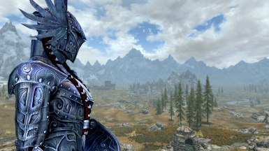 As a first time/newbie into Skyrim, thank you! She looks amazing!