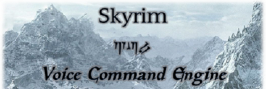 Skyrim Voice Command Engine