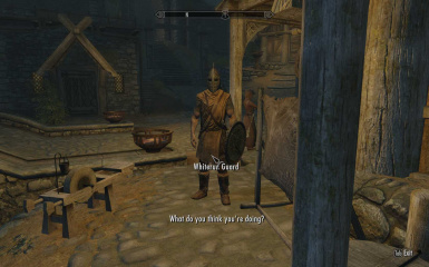 More Punishable Crimes at Skyrim Nexus - mods and community