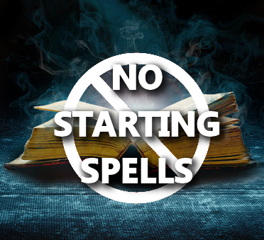 MrB's No Starting Spells