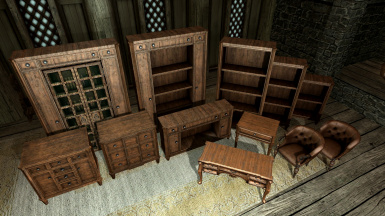 Upper Class Furniture Pack V2.0