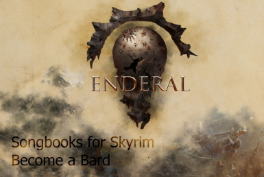 Become a Bard Enderal Songbook Expansion