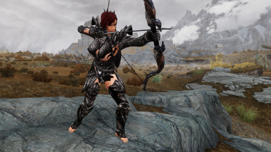 CBBE Greaves and Witch legging