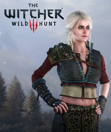 Ciri voice addon for PC Headtracking and Voice Pack