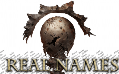 Real Names - Enderal (German and English)