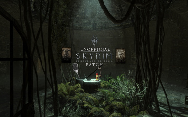 Unofficial Skyrim Legendary Edition Patch  Turkish Translation